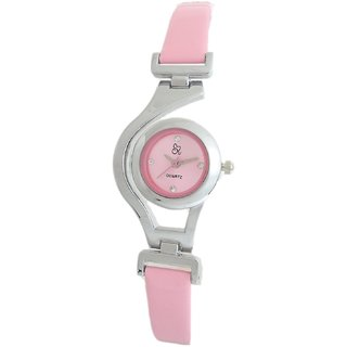 Glory Pink women Watches by Sports