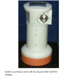 Solid Low Noise 0.01db  Full HD 1080p Ku-band LNB For Low Signals