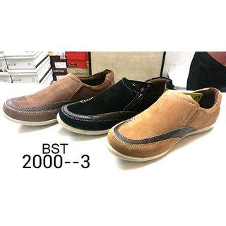 Trax Men's Stylish Multi-Colour Casual Shoes