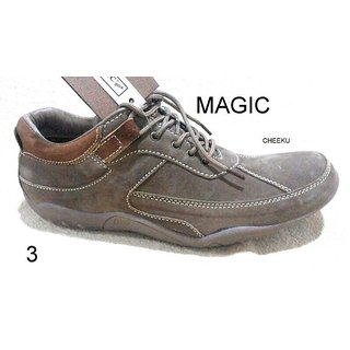Trax Stylish Men's Brown Casual Shoes