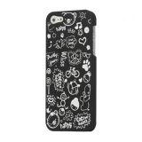 KolorFish ILove Back Case For IPhone 5/5S - BLACK