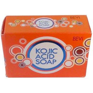 Bevi Kojic Acid Soap For Skin Brighiting And Hyper Pigmentation (135gm)