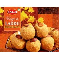 Premium Quality Panjiri Ladoo 400 Gms --from Lallji, Bikaner