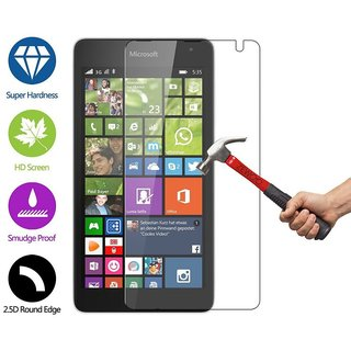 Temperd Glass Screen Protecter Guard For Nokia XL