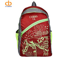 Cairho Force Polyester School / College / Tuition Bag 21 Liters 3 Compartments