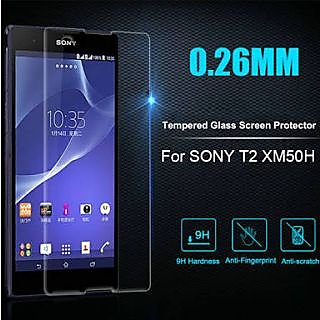 Sony T2 Ultra Tempered Glass Screen Protector