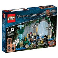 Lego Pirates Of The Caribbean 4192 : Fountain Of Youth
