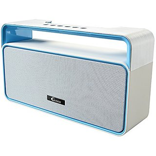 Guoer Wireless Portable Bluetooth Speaker Outdoor with 10w Loud Stereo and Bass Subwoofer Built-in Microphone FM Radio U