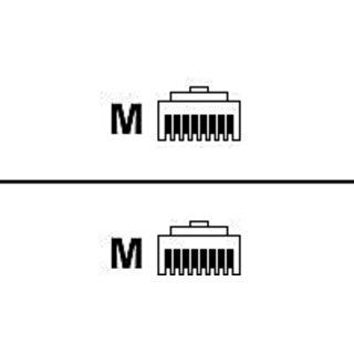 Raritan 5PK - 1 SERIAL ROLLOVER CABLE ( CRLVR-1-5PK )
