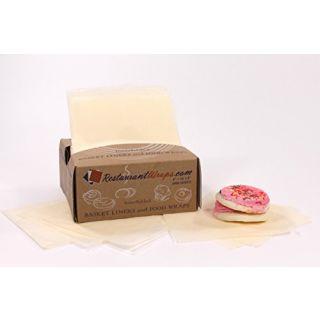 RestaurantWraps.com MDX610M13CRM Interfolded Waxed Tissue, 6
