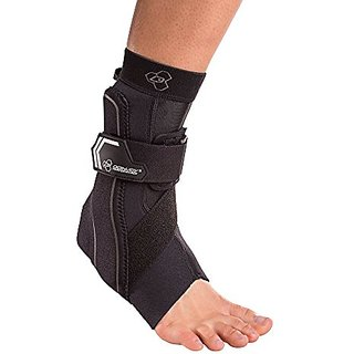 DonJoy Performance BIONIC Ankle Support Brace, Left Foot, Black, X-Large