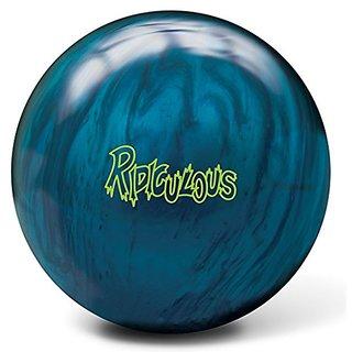 Radical Ridiculous Pearl Bowling Ball, 14 lb, Ocean Blue Pearl