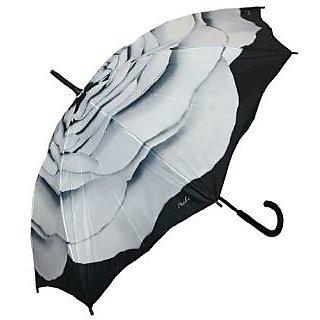 PealRa White Rose Umbrella
