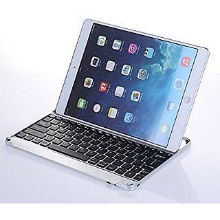 GOUXIANG Wireless Aluminum Bluetooth Keyboard for iPad Air/iPad Air2