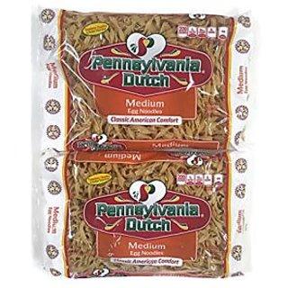 Pennsylvania Dutch Medium Egg Noodles, 12 Oz. Bags (Set of 2)