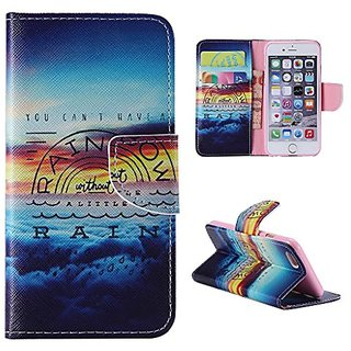 iPhone 6 Plus Case,iPhone 6S Plus Case,ahere iPhone 6/6S Plus Wallet Case,PU Leather Wallet Flip Case Cover with Built-i