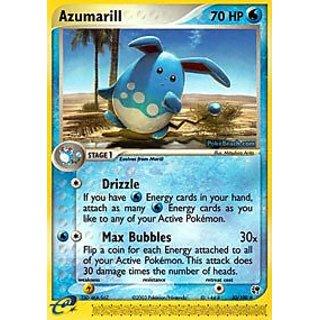 Pokemon - Azumarill (30) - EX Sandstorm