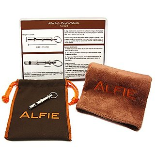 Alfie Pet by Petoga Couture - Ceylon Dog Training Whistle with Microfiber Fast-Dry Towel