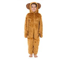Bear Costume For Kids 8-10 Yrs