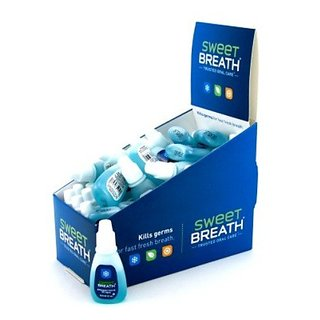 Sweet Breath Drops (Pack of 48) Peppermint