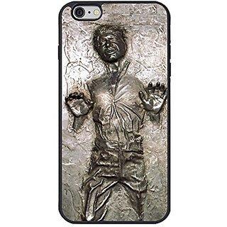 Star Wars iPhone 6 plus Case,Frozen Han Solo Star Wars Cover for iPhone 6 plus/6s plus 5.5