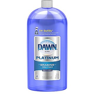 Dawn Direct Dishwashing Foam Refill, Fresh Rapids Scent, 30.9 Fl Oz