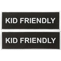 Kid Friendly Medium Nylon Velcro Patches By Dean & Tyler.