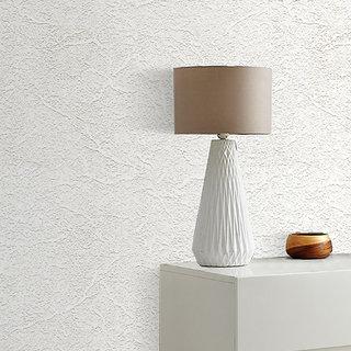 Wallpaper 4 Less White textured wall  ceiling wallpaper