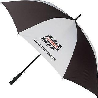 G-Force UMB1 Black and White Umbrella