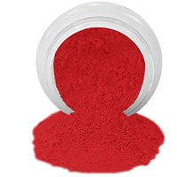 ColorPops By First Impressions Molds Matte Red 4 Edible Powder Food Color For Cake Decorating, Baking, And Gumpaste Flow
