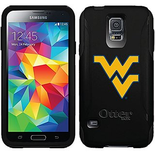 Coveroo West Virginia Alternate Mark Design Phone Case for Samsung Galaxy S5 - Retail Packaging - Black