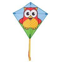 HQ Kites Eddy Owl Diamond Kite