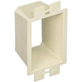 ARLINGTON INDUSTRIES BE1 621614 Single-Gang Box Extender, Heavy-Duty Plastic