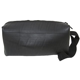 Recycled Tire Toiletry Travel Dobb Kit