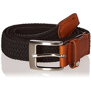 Arcade The Hudson Slim Belt, Black, Large/X-Large