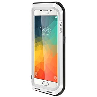Galaxy S6 Edge Plus Case;Metal Extreme Aluminum Military Heavy Duty Shockproof Water Resistant Dust/Dirt/Snow Proof Prot
