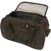 Coleman Soft Sided Airline Approved Pet Carrier, 17 In. X 10 In. X 7.5 In., Black
