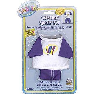 Webkinz Sports Set
