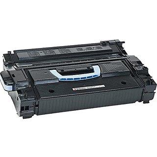 Verbatim HP C8543X Black High Yield Remanufactured Laser Toner Cartridge, 94626