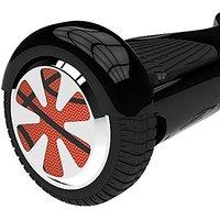 Balance Scooter Wheels Skin ● Protective Adhesive Peel Stick Vinyl Decal ● Mini Hover Board 2 Wheel Self B