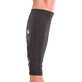DonJoy Performance TRIZONE Compression: Calf Support Sleeve, Black, X-Large