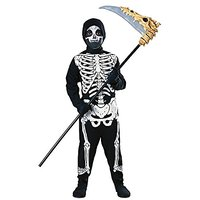 Rubies Boys Skeleton Halloween Fancy Dress Costume 3-4