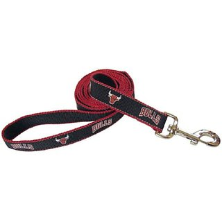 Sporty K9 NBA Chicago Bulls Pet Leash, Medium