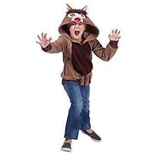Graywind Wolf Child Hoodie