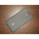 Samsung GALAXY NOTE III N9000 Hard Back Shell Cover Case Pouch - Black
