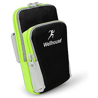 WH Sports Cellphone Armband for iPhone 6 / 6Plus / 5 / 5S / 5C / 4 / 4S / Sumsung Galaxy S5 / S4 / S3 / Note 2 / Note 3
