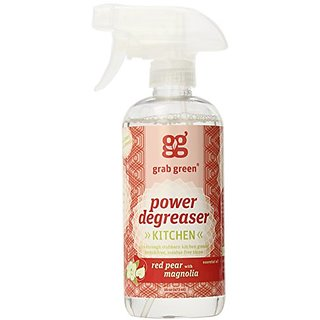 Grab Green Degreaser Cleaner, Red Pear with Magnolia, 16 Ounce