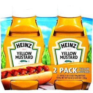 Heinz Mustard, 56 Ounce