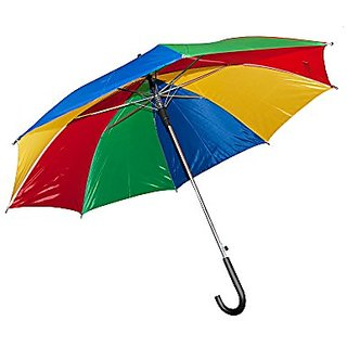 Kole Imports OB519 Rainbow Umbrella Display