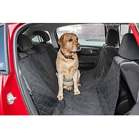 Dog Car Seat Cover & Pet Hammock Covers Seats And Protects Them From Dust, Hair, Odor & For Small, Medium And Large Dogs